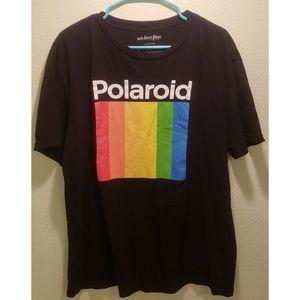 🛍Polaroid Rainbow T-Shirt